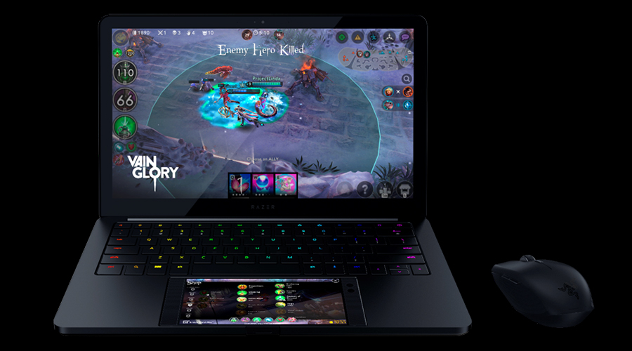 Razer Project Linda Turns Your Phone Into a Laptop