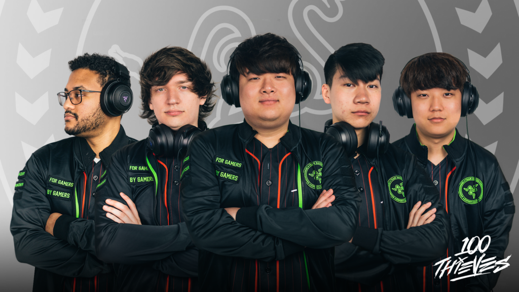 100 Thieves Join Team Razer's Growing Roster of Elite ...