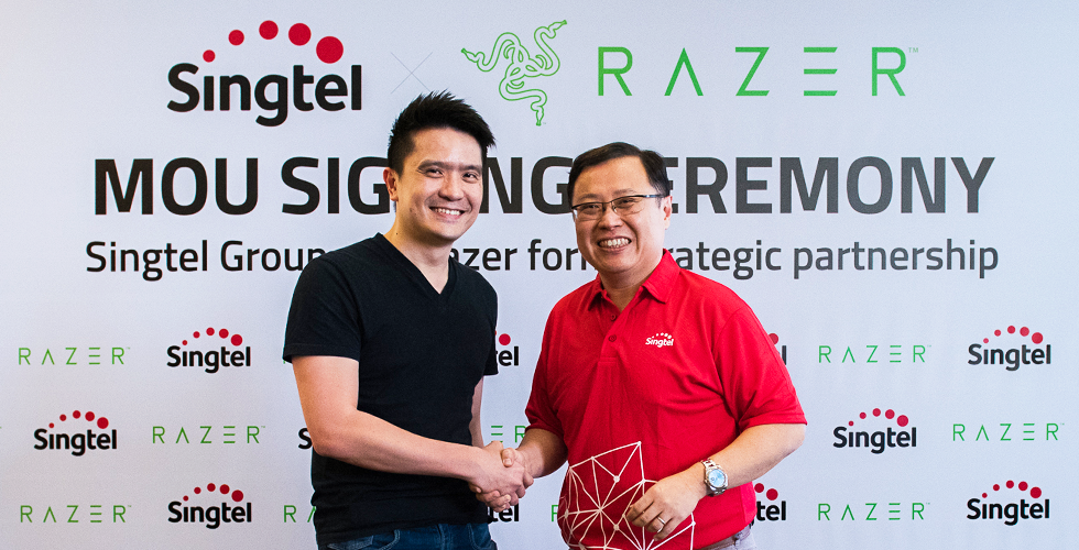 singtel group Singapore-based telecom provider singtel is pushing further into the  ceo of  singtel's group digital life, the unit that includes amobee.