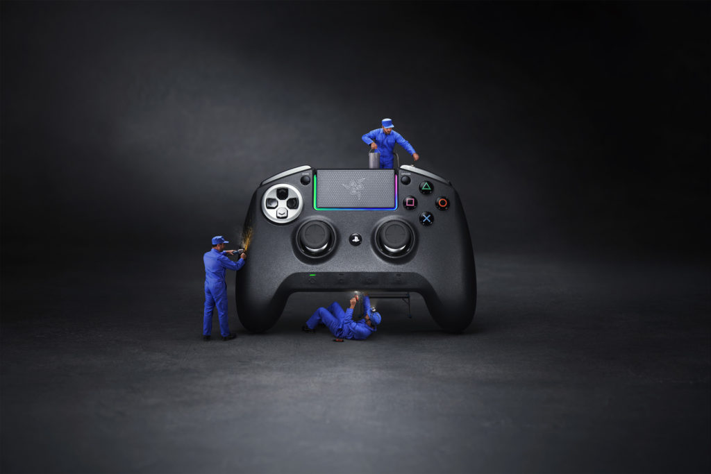 Razer Unveils New Playstation 4 Wireless Lineup With Officially Licensed Raiju Controllers And Thresher Headset Razer Press But on pc, it can't. officially licensed raiju controllers
