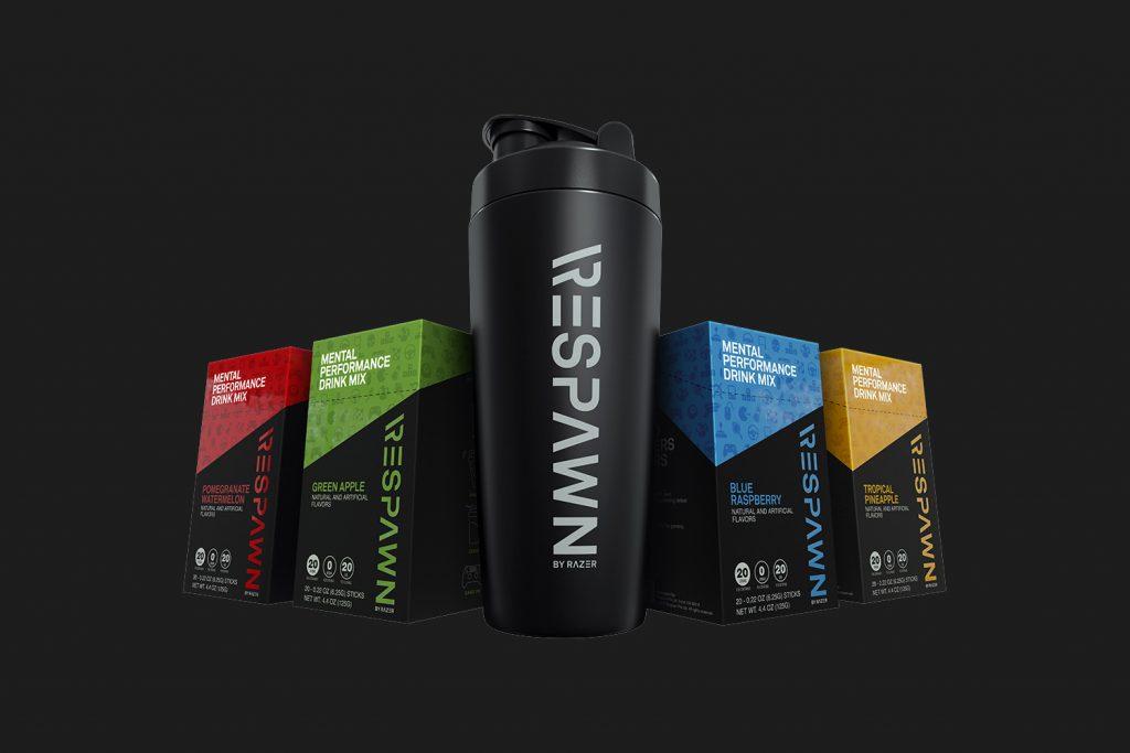 Respawn Performance Drink Mix是您遊戲焦點的助推器