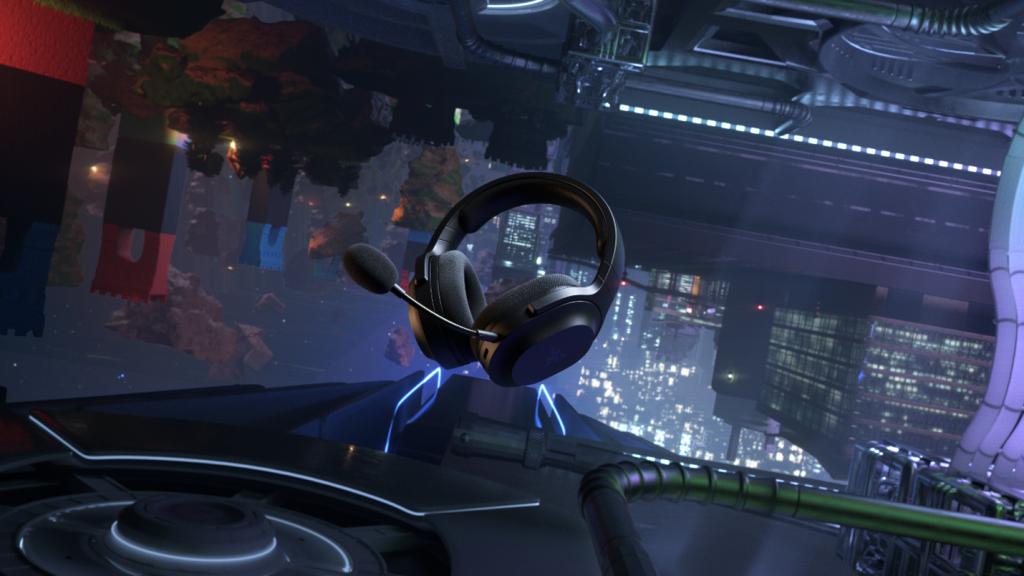 新款 Razer Barracuda X 多平台無線遊戲和移動耳機